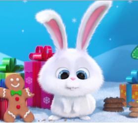ペット のスノーボールがかわいい 虜になる人が続出 映画